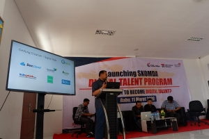 SMK Telkom Sidoarjo Luncurkan Digital Talent Program